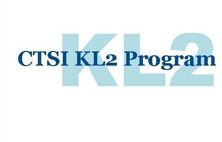 CTSI KL2 Program