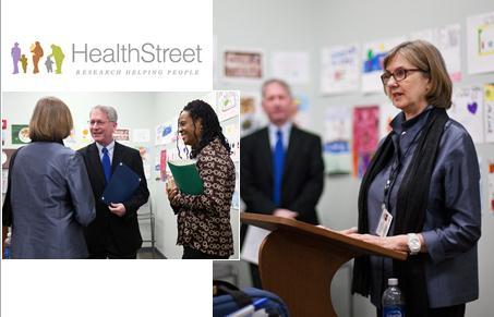 HealthStreet grand opening