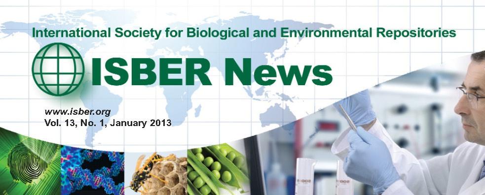 ISBER News