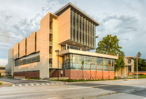 The north wing of the new Clinical and Translational Research Building is home to the CTSI.