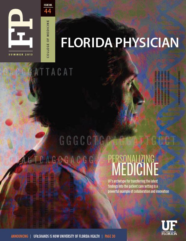 Florida Physician Summer 2013 Cover